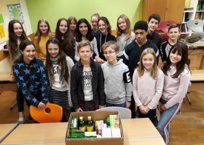 Kooperationsprojekt Caritas