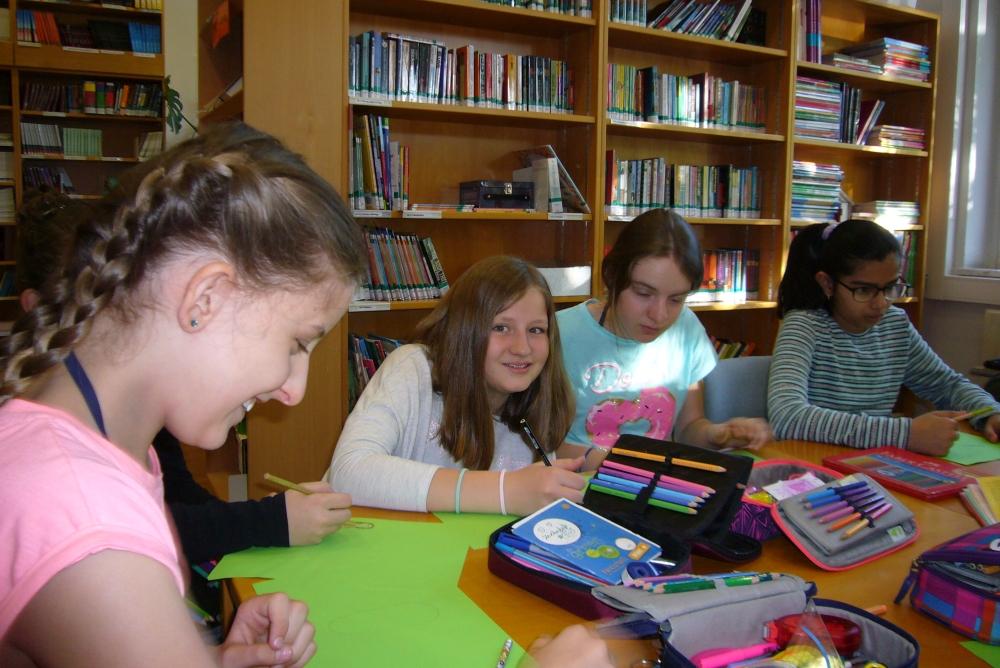 Andersen Märchen in der Bibliothek