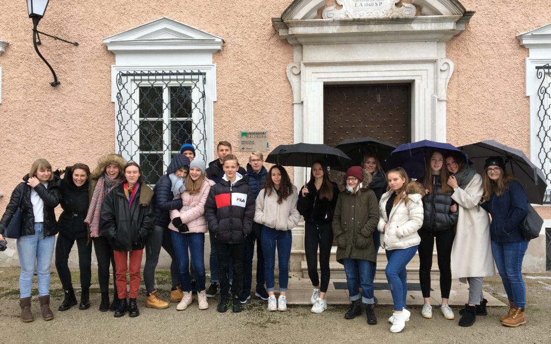 Besuch im Stefan Zweig Centre