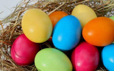 Frohe Ostern und eine erholsame Ferienwoche